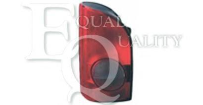 Lampa spate HYUNDAI H100 / GRACE bus (P), HYUNDAI H100 / GRACE caroserie - EQUAL QUALITY FP0177