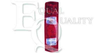 Lampa spate IVECO DAILY IV caroserie inchisa/combi - EQUAL QUALITY GP1274