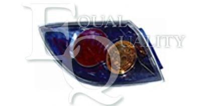 Lampa spate MAZDA 3 (BK) - EQUAL QUALITY GP0668