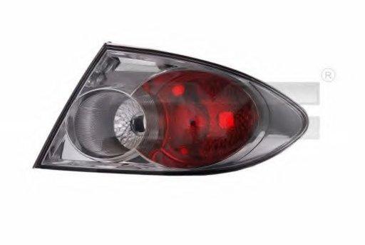 Lampa spate MAZDA 6 Hatchback (GG) (2002 - 2008) TYC 11-0434-01-2 - piesa NOUA