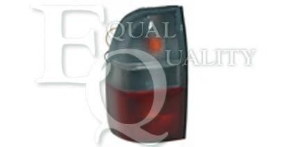 Lampa spate MITSUBISHI COLT/RODEO (K7_T, K6_T) - EQUAL QUALITY FP0207