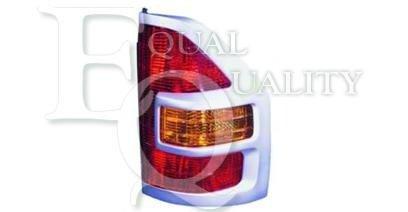 Lampa spate MITSUBISHI SHOGUN III autoturism de teren, deschis (V6_W, V7_W) - EQUAL QUALITY FP0201