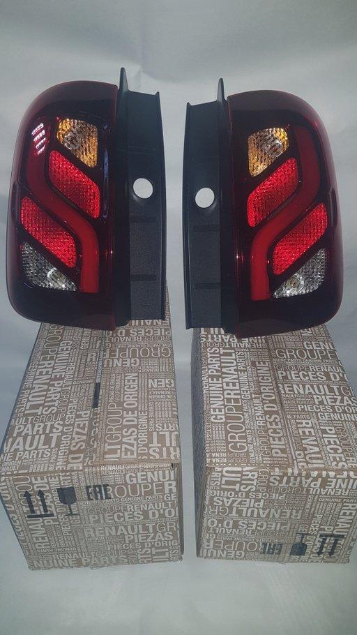 Lampa spate OE Set stanga + dr Model Rusia Dacia Duster 2015-> 265504304R / 265550368R