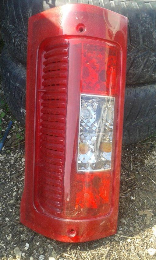 Lampa spate peugeot boxer 2.8 2005piese originale din dezmembrari.