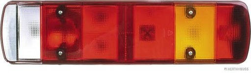 Lampa spate SCANIA 4 - series - HERTH+BUSS ELPARTS 83830371