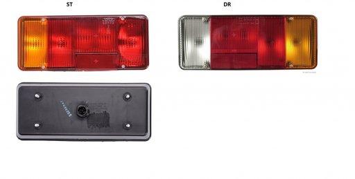 Lampa spate ST/DR, Fiat Ducato , Peugeot Boxer , Iveco Daily lll ,Citroen Jumper --platforme--