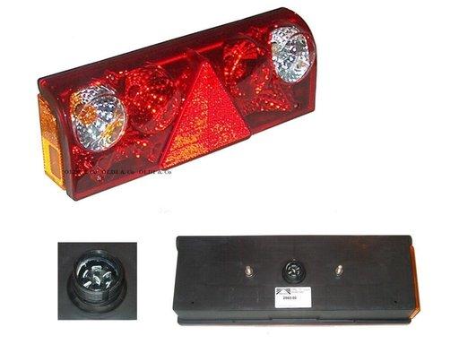 LAMPA SPATE STANGA REMORCA Europoint II Schmitz COD : 1008680 , 256010508
