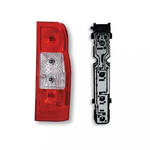Lampa spate / stop dreapta Ford Transit 2006-2013, cu suport becuri | Piese Noi | Livrare Rapida