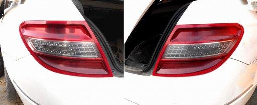 Lampa spate, stop dreapta / stanga cu LED, Mercedes W204 - AVANTGARDE