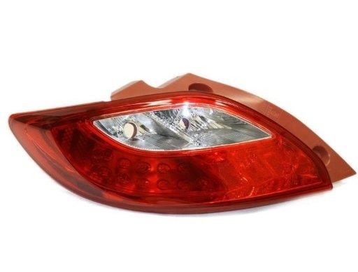 Lampa spate stop Mazda 2 2007 2008 2009 2010 2011 2012 2013 2014 D651-51-170C D651-51-180C