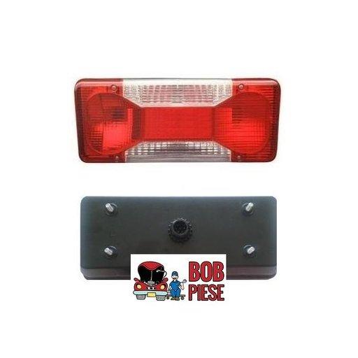 Lampa spate / stop / tripla stanga cu mufa Iveco Daily platforma 2006 -> | Piese Noi
