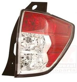Lampa spate SUBARU FORESTER (SH) - VAN WEZEL 5153932