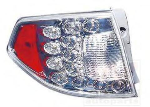 Lampa spate SUBARU IMPREZA hatchback (GR, GH, G3) - VAN WEZEL 5136931