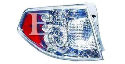 Lampa spate SUBARU IMPREZA hatchback (GR, GH, G3) - EQUAL QUALITY GP1450