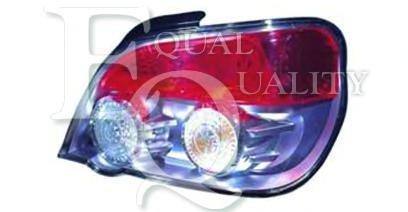 Lampa spate SUBARU IMPREZA limuzina (GD, GG) - EQUAL QUALITY GP1164
