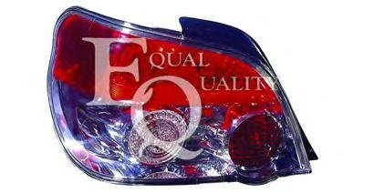 Lampa spate SUBARU IMPREZA limuzina (GD, GG) - EQUAL QUALITY GP1447