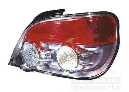 Lampa spate SUBARU IMPREZA limuzina (GD, GG) - VAN WEZEL 5134932