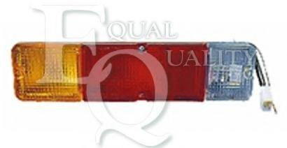 Lampa spate SUZUKI JIMNY (SJ), SUZUKI SAMURAI - EQUAL QUALITY FP0340