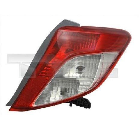 Lampa spate TOYOTA YARIS (NHP13, NSP13, NCP13, KSP13, NLP13) 1.3 09/2011 - 2019 - producator TYC cod produs 11-12227-05-2