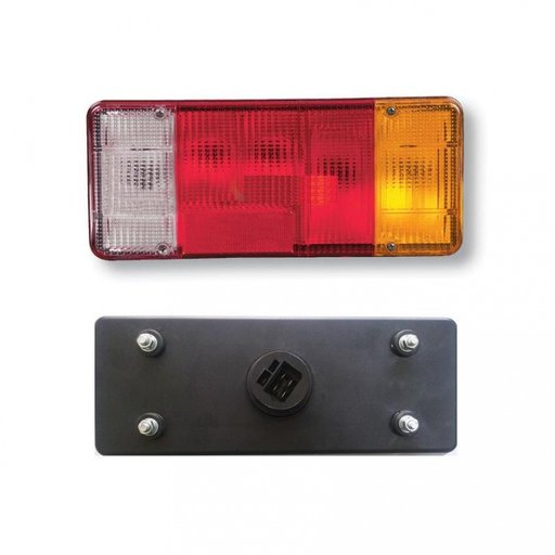 Lampa spate / tripla dreapta Fiat Ducato Renault Master, Mascott   cu mufa   Piese Noi   Livrare Rapida