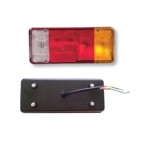 Lampa spate / tripla dreapta Peugeot Boxer Citroen Jumper | cu fir | Piese Noi | Livrare Rapida