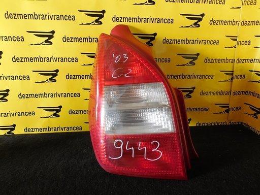 Lampa stanga Citroen C2 An 2003