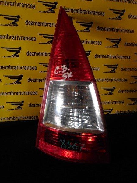 Lampa stanga Citroen C3
