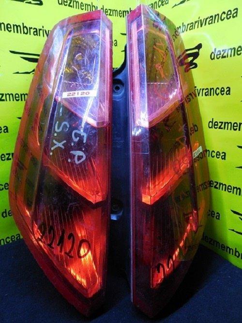 Lampa stanga+dreapta Fiat Grande Punto An 2007