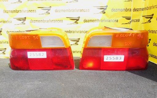 Lampa stanga + dreapta Ford ESCORT Berlina, AN 1996