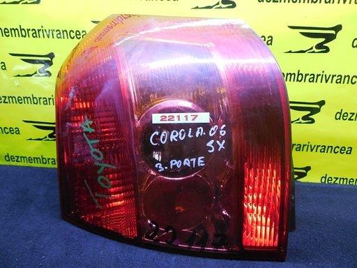 Lampa stanga+dreapta Toyota Corolla An 2006 !