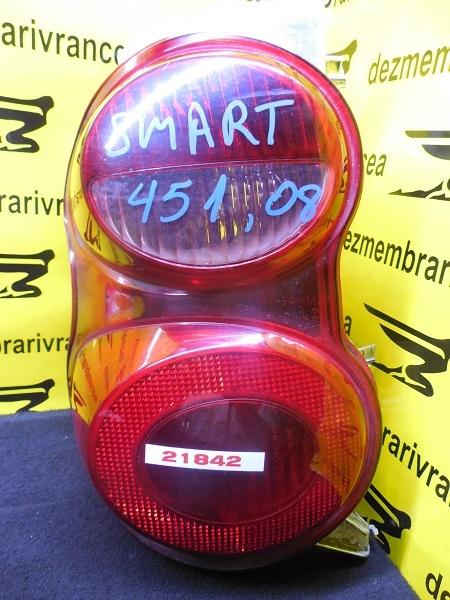 Lampa stanga Smart ForTwo 1.0 Benzina An 2007