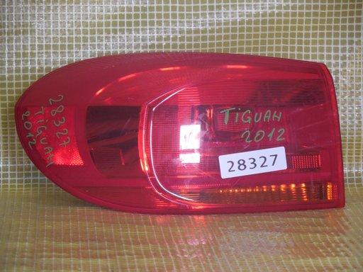 Lampa stanga Volkswagen Tiguan, An 2012