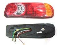 Lampa stop camion 14 x 74 LED 24V ( set 2 bucati )