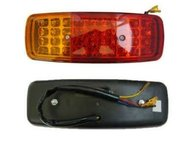 Lampa stop camion 15 x 13 LED 12V