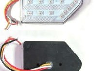 Lampa stop camion LED 12V DF TRL001
