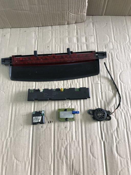 Lampa Stop frâna, antena radio, GPS Audi A6 C6 berlina