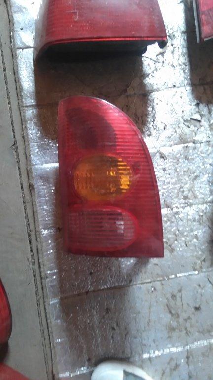 Lampa stop Renault Megane