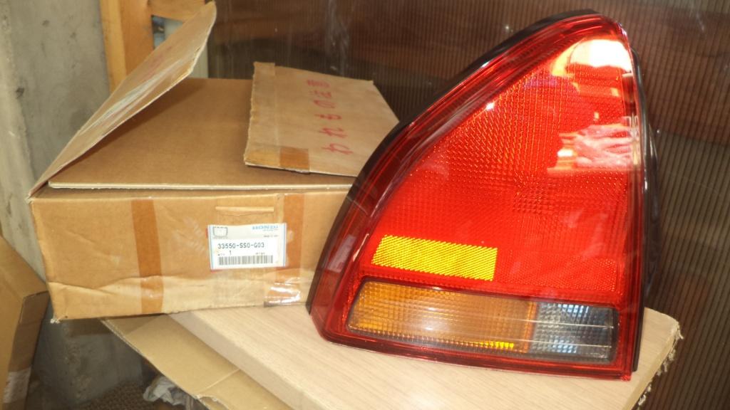 LAMPA STOP STANGA HONDA PRELUDE ->1997 NOU-ORIGINAL 33550SS0G03
