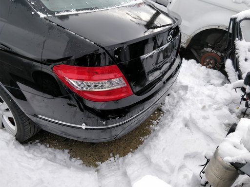 Lampa // stop stanga spate Mercedes C Class W204 2007 // 2013