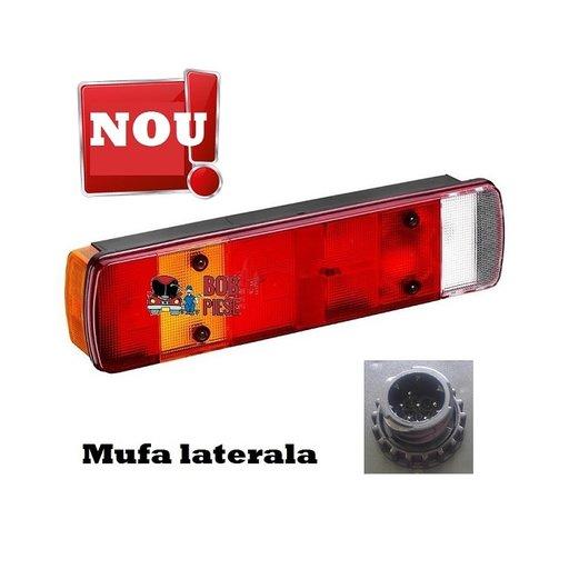 Lampa stop tripla spate stanga Volvo FM7 FM9 FM10 FM12 FM 7 9 10 12 1993-2005   cu mufa   Livrare Rapida
