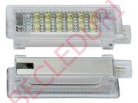 Lampi LED dedicate portbagaj MINI Cooper R50 R52 R53 R55 R56 R57 set 2 buc.