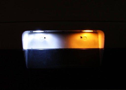 Lampi LED numar compatibila BMW: seria 3 E46 4D Sedan 1998-2005