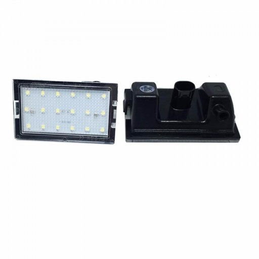 Lampi LED numar compatibile Land Rover