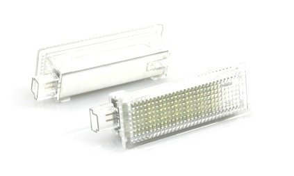 Lampi LED Portiere BMW Lumina Alba