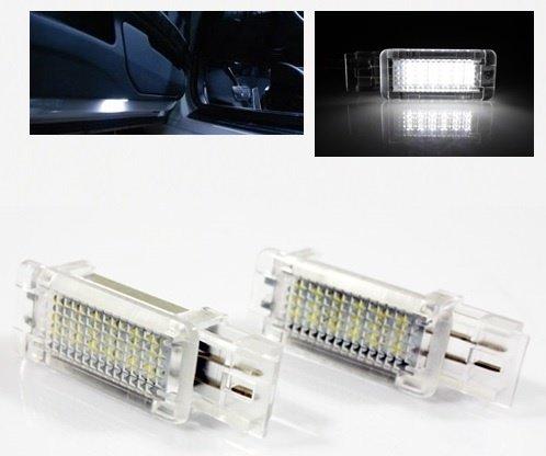 Lampi LED portiere, interior, portbagaj Mercedes-Benz