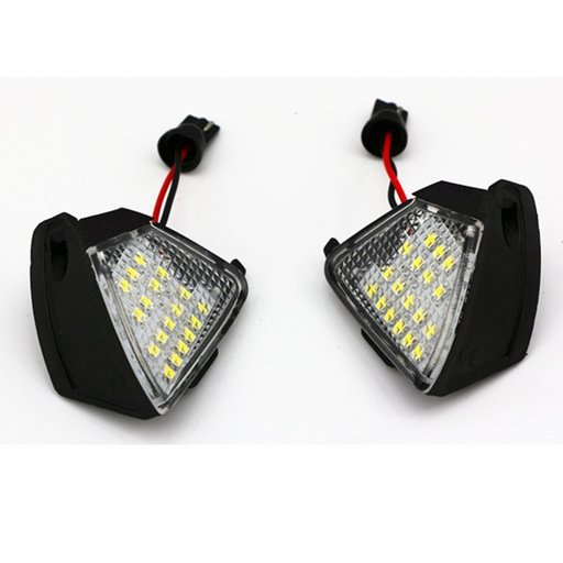 Lampi LED Undermirror VW Golf, Passat, Jetta, Eos, Touareg