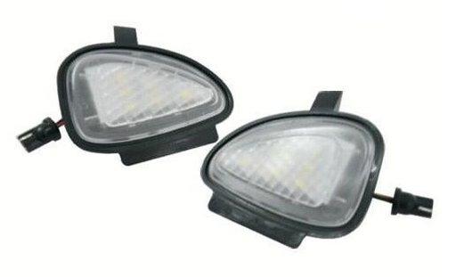 Lampi LED Undermirror VW Passat (B7) 2011~, Golf 6, Golf 6 gti, Touran