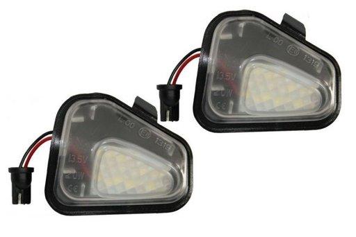Lampi LED Undermirror VW Passat CC, EOS, SCIROCCO