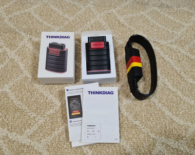 Launch Thinkdiag - Easydiag 4.0 - Soft full Diagzo