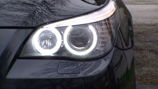 Led Marker 20w Angel Eyes Bmw E39 E53 E60 E63 E64 E65 E66 E86